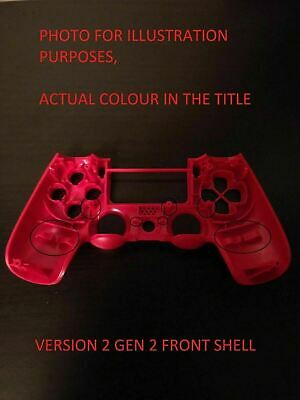 New Replacement Official Sony PS4 Slim/Pro Controller V2 Front & Full Shells 6