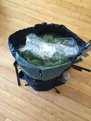 NYLOFUME BAG The perfect backpack liner! Waterproof, Odor resistant, Light 3