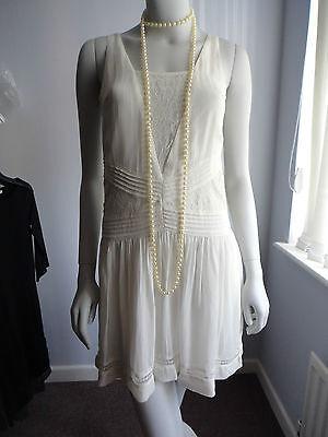 1920s Flapper Charleston Gatsby Dress *SECONDS* UK 8 10 12 14 NEW €49,99 7