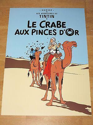 22 Tintin Poster Set - Tintin & Struppi Posters Together New Mint Top Rar 9 • CAD $117.99
