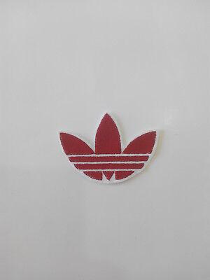 Parche bordado para  pegar , termoadhesivo estilo Adidas 7,5/5,5 cm adorno ropa 8