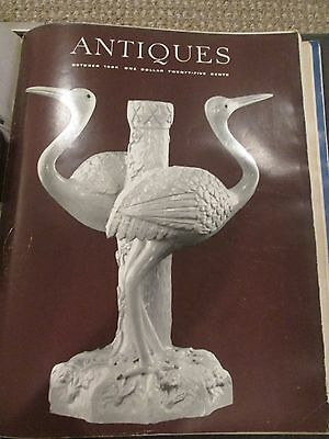 Lot of 10 Issues - The Magazine Antiques 1964 8