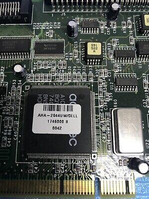 Adaptec AHA-2944UW Assy 991506-12 FGT-2944UW 05394C-C/O SG-A00 AWW-10-2-3-007 7
