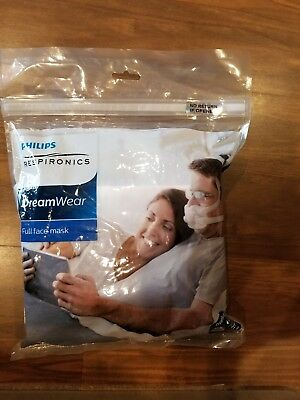 Philips Respironics Dreamwear Full Face Fitpack-Gesichtsmaske 3