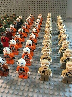 LEGO Star Wars Minifigures Lot -Rebels, Troopers, Pilots, Hoth, Endor- You Pick! 4