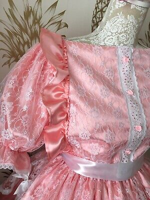Made To Measure Sissy Maid * Any Colour* Cd/Tv * Prissy * Fetish * Dress * 4