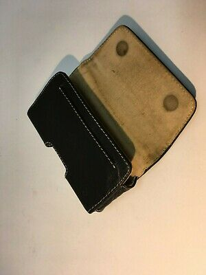 Leather Horizontal Belt Case Pouch for Apple iPhone 4 4S, with Belt Clip 6