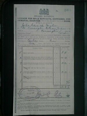 Victorian Inland Revenue Invoice ******(See Description For Details)****** 7