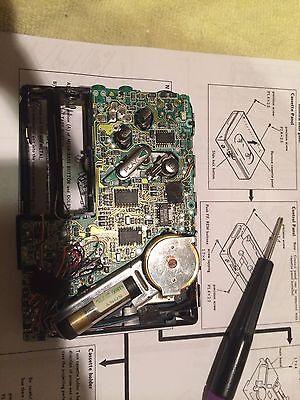 Cassette Walkman PC fix REPAIR SERVICE Sony TPS-L2 WM-3 WM-1 replace belt clean 11