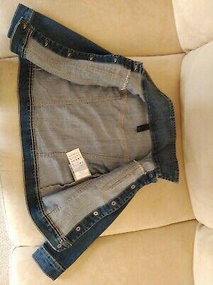 Benetton Giacca jeans  100, ottime condizioni 4