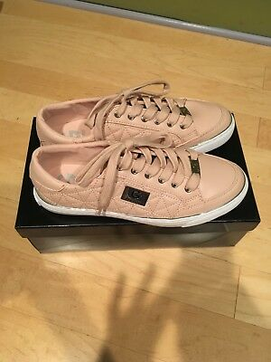107f70e57cf06 BRAND NEW G by Guess Women's Omerica Quilted Sneakers Size 8M in Light Pink