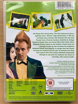 Drop Dead Fred DVD 1991 Cult Imaginary Friend Comedy with Rik Mayall 2