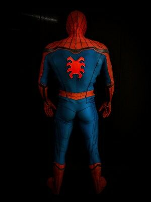 Spider-Man Homecoming Suit Costume 4