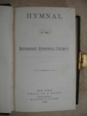 A Collection of Hymns for the Use of the Methodists - John Wesley 2 • CAD $120.16