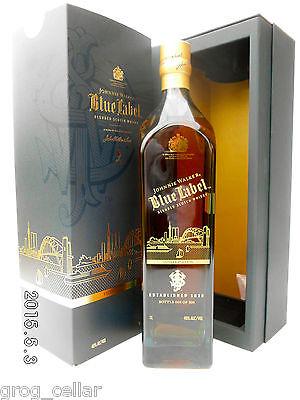 "Johnnie Walker ""sydney"" Skyline The Ultimate- Low Bottle No-008 Wow!!! 5"