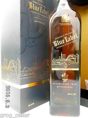"Johnnie Walker ""sydney"" Skyline The Ultimate- Low Bottle No-008 Wow!!! 6"
