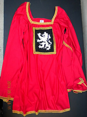 32f8ccb488e ... Be Wicked Sexy Royal Guard Complete Costume New S   M 3 Pieces SM Med