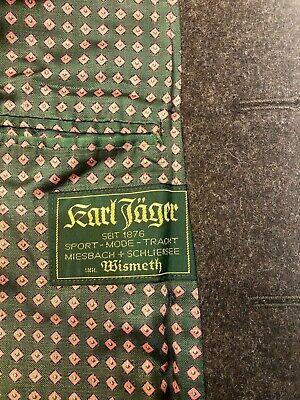 ☛ Originale dunkelbraune Miesbacher Trachten Jacke Karl Jäger  Gr:46/48 ☚ 6