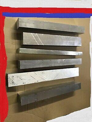 Aluminum Plate  Assortment 40 Pounds Drops Scrap  Quality Block Bar  QC 10 stock 5