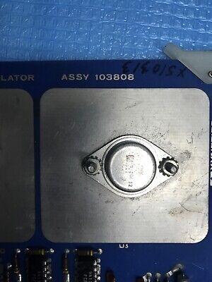 XYNETICS Inc ASSY 103808 X510313 +/-15 VDC Regulator AWW-10-2-5-002 3