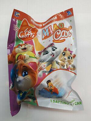 44 Gatti Miao Car Boss-Cop-Polpetta-Milady-Cream-Fisby-Gaby-Pilou-Lampo-Kappa 3