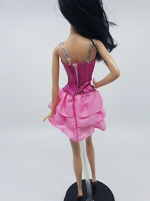 New Barbie doll clothes fashion outfit dress good quality pretty pink AU seller 2
