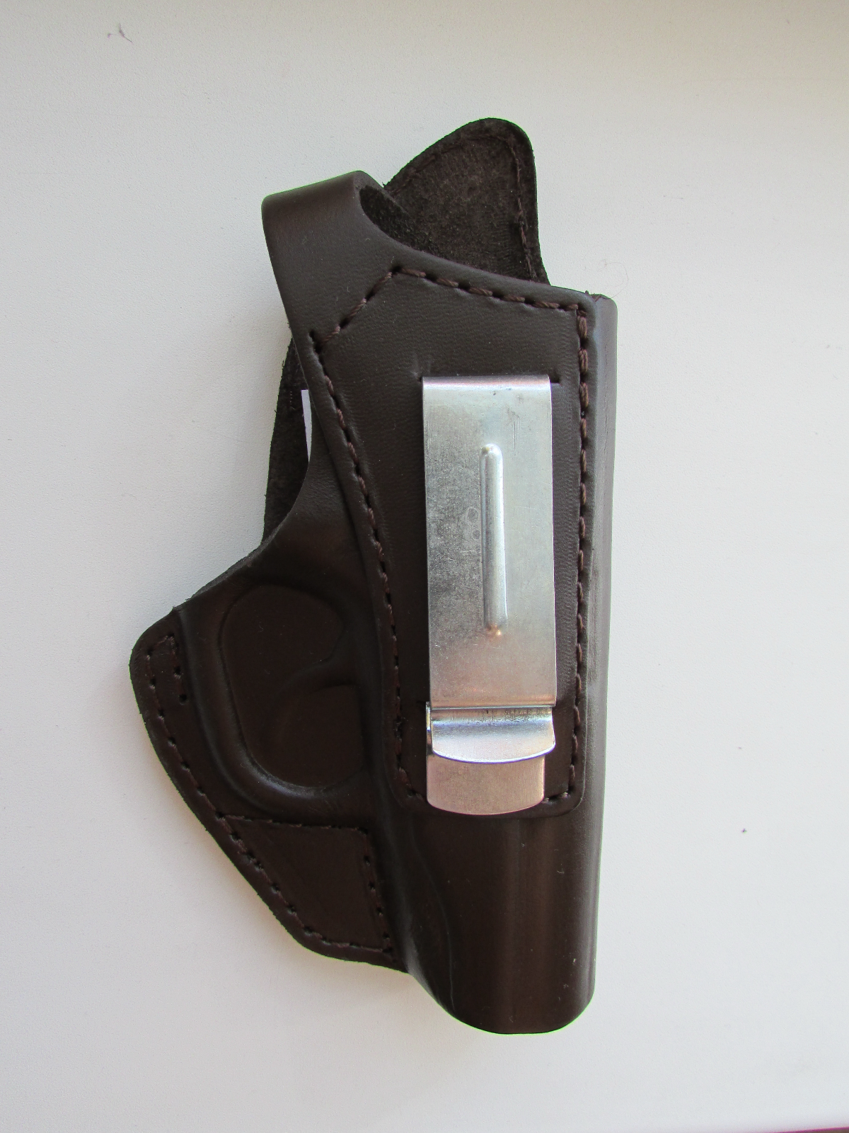 Russian Makarov Holster Brown Army Police PM Leather