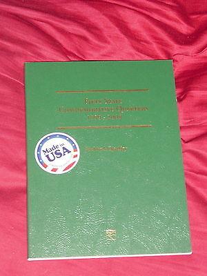 Complete set US STATE QUARTERS 1999-2008 New Littleton folder 4