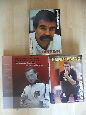 DHB T-Shirt XL Bernhard Kempa Frisch Auf Göppingen Trikot Heiner Brand 3 Bücher