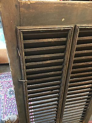 Early Saloon 1880s Swing Door with Spring Loaded Hinge Antique Old Rare Bar 7