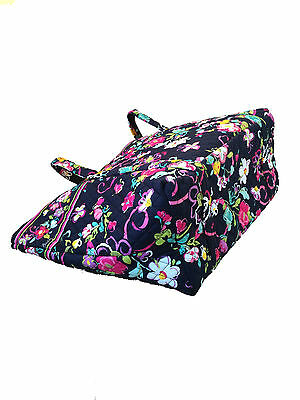 Vera Bradley Miller Travel Carry-on Bag - Ribbons with Solid Pink Interior - NWT 4