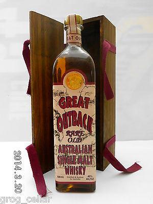 Great Outback Rare Old Australian Single Malt Whisky-Rare!!!!!!!!! 2