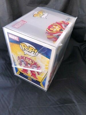 """Lot 1 3 30 40 Collectibles Funko Pop Protector Case for 6"""" inch Vinyl Figures 2"""
