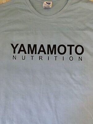 "T-Shirt Bodybuilding Fitness Palestra ""Yamamoto Nutrition"" 6"