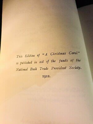 A Christmas Carol by Charles Dickens Deluxe Hardcover Collectible Slipcase 6
