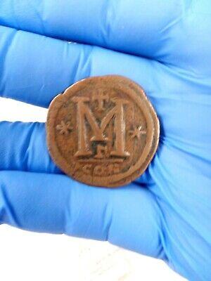 ANASTASIUS 491AD Ancient Medieval Byzantine Follis Constantinople Coin i79944 11