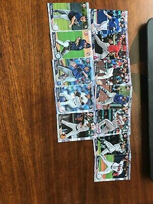 2019 Bowman Complete Base Set 1-100 Trout Aaron Judge Ohtani Acuna Baseball Card 4