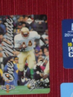 COLLECTIBLE  Phone Cards (5) ET, JETSON, STACKHOUSE, CARTER, & FLOYD 7