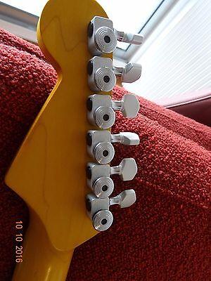 Guitare Electrique  Type    Fender Stratocaster    Suhr 2