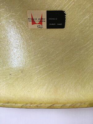 All original 1. Generation Zenith Rope Edge Eames Herman Miller Fiberglass Chair 11