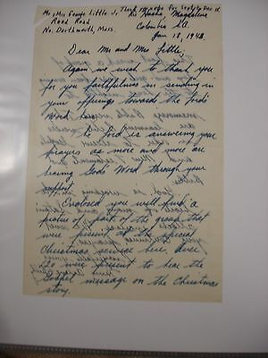 Henry Strube & Evelyn G. Moulton (Collection) - Ephemera Collection 7