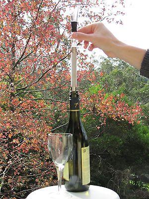 Wine Lovers Gift Box - Incl. wine aerator, wine chiller rods, bottle opener 3