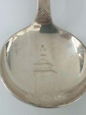 830 Silver Moss Norway Spoon 4