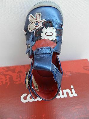 Catimini Carat Sandales Chaussures Enfant Fille 18 Montantes Bébé Bootie UK2 New 7