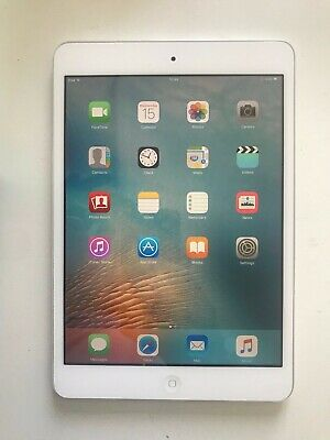 GRADE A/A- Apple iPad Mini 16/32/64 GB WiFi, 4G (Unlock) Various Colour. iOS 9.3 2