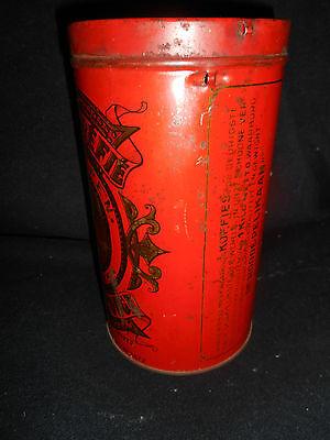 Le Pelican Rouge Cafe Torrefie Kaffeedose ca. 1920 aus Sammlungsauflösung 10