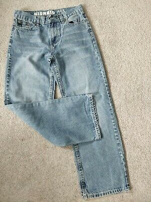 Giogio Boys Blue Straight Casual Jeans 11-12 Years 3