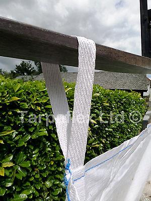 One Tonne FIBC Ton Dumpy Jumbo Bags Builders Garden Rubble Aggregate Sack