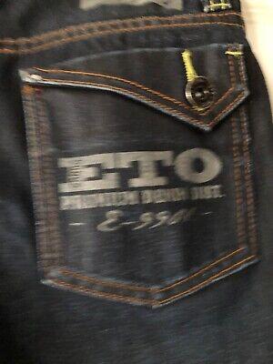 """ETO"" Boys Jeans - 25"" Waist 7"