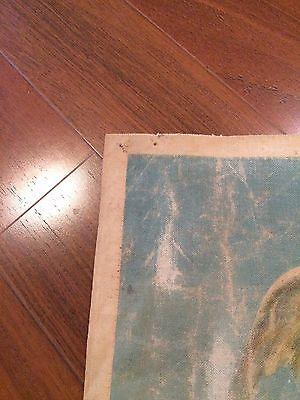Luigi Morgari Fresco Painter (Canvas) Mary Holding Baby Jesus and Joyous Angels 8